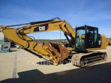2014 Caterpillar 316EL Track ex