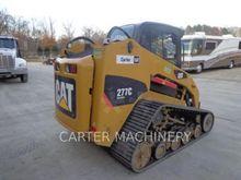 2012 Caterpillar 277C AC Skid S