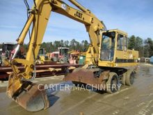 1992 Caterpillar 214B Wheeled e