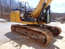 2012 Caterpillar 336EL Track ex