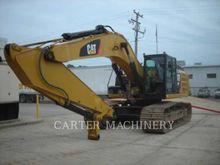 2013 Caterpillar 336EL Track ex