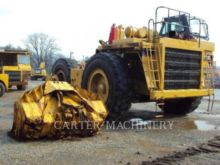 1996 Caterpillar 777D Rigid Dum