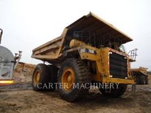 1994 Caterpillar 785B Rigid Dum