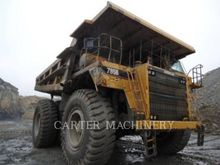 1997 Caterpillar 785B Rigid Dum