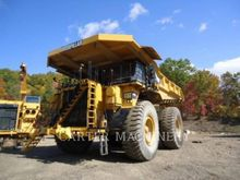 2011 Caterpillar 789D Rigid Dum