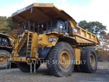 2012 Caterpillar 789D Rigid Dum