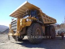 2011 Caterpillar 789C Rigid Dum