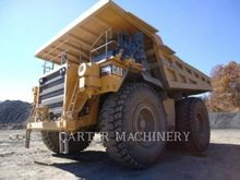2012 Caterpillar 789C Rigid Dum