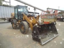 2009 Caterpillar 908H AC Wheele