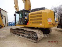 2013 Caterpillar 336EL 12 Track