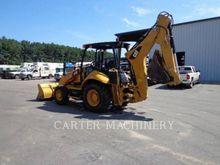 2014 Caterpillar 416F CYCF Rigi