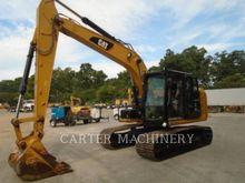 2014 Caterpillar 312EL Track ex