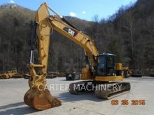 2014 Caterpillar 321DCR CF Trac