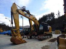 2014 Caterpillar 324EL Track ex