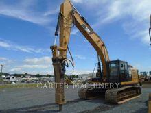 2014 Caterpillar 329EL CF Track