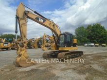 2013 Caterpillar 321DCR CF Trac