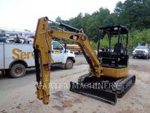 2014 Caterpillar 303.5ECR Track