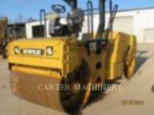 2012 Caterpillar CB-434D Tandem