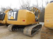 2014 Caterpillar 329EL Track ex