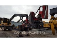 Forestry equipment - : CATERPIL