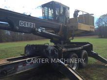 Forestry equipment - : DEERE &