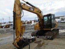 2014 Caterpillar 311FRR CFT Tra