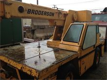 1988 BRODERSON IC80-1D