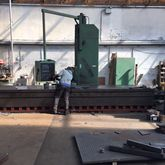CNC Gantry Travelling Bed and B