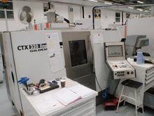 2003 DMG Gildemeister CTX320 V3