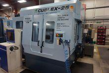 2008 Matsuura Cubex 25 5 Axis T