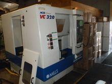 2005 Daewoo Ace VC320 Twin Pall
