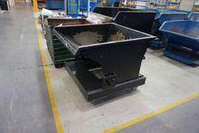 Swarf Conveyors and Bins Swarf