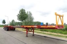 1996 Capperi Flatbed (3-Axle PL