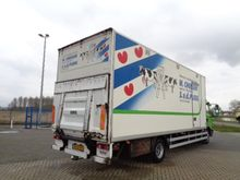 2001 Daf Closed box (45.210 ATI
