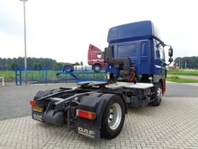 2011 Daf CF85.410 Spacecab / Eu
