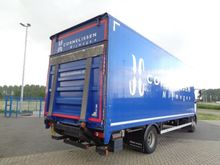 2011 Daf Closed box (LF55.180 B