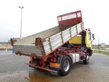 Used 1991 Man Tipper