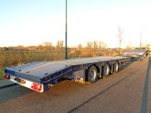 2017 Lintrailers Low loader (Ex