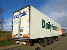 2006 Schmitz cargobull Refriger