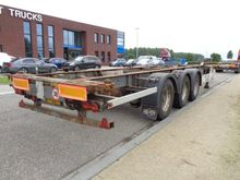 2005 Pacton Container (Chassis