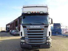 2004 Scania R420 Topline / 6x2