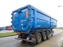 2009 Schmitz cargobull Tipper (