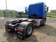 2010 Scania G440 / Opticruise /