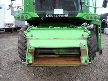 2007 combine harvester Deutz-Fa