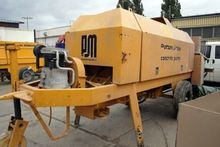 2006 pump PUTZMEISTER stationar