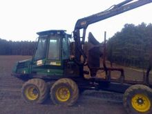 1998 Forwarder Timberjack 810 B