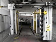 Automatic line for shrink wrapp