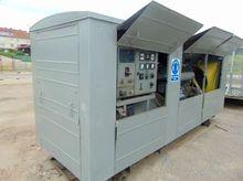 160 kW power generator 200 kva
