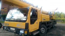 2007 mobile crane XCMG QY25 K5