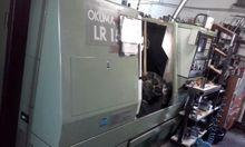Used Lathe Okuma LR